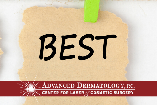 """Advanced Dermatology Has Been Voted """"Best of Long Island!"""""""