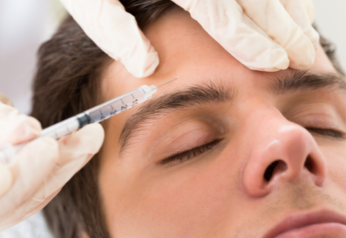BOTOX – No Longer Just for Women