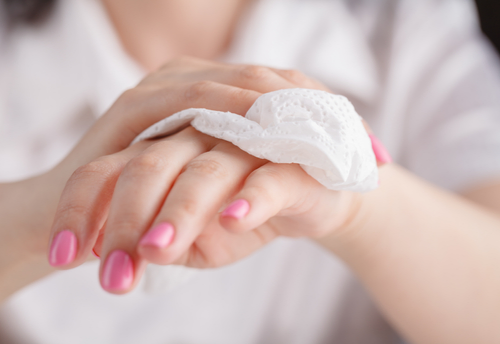 Dry Hands – The Newest Form of Identity Theft?