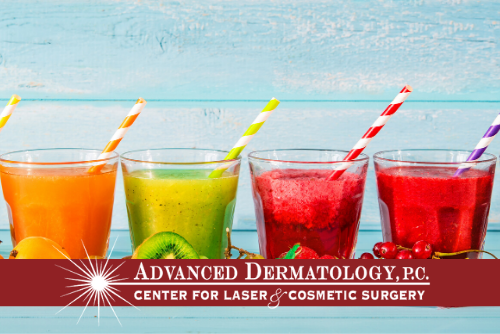 Advanced Dermatology's Dr. Whitney Bowe Talks About Juice and its Health Benefits