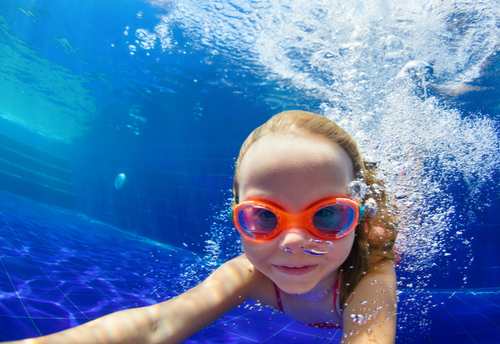 New Tech for Safe Swimming