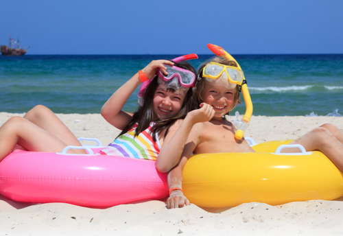 Smart Tips by Dr. Goldburt: Fun in the Sun