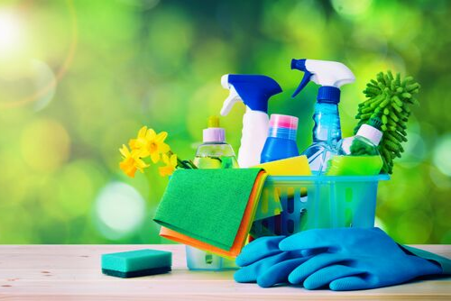 Protect Your Skin from Household Irritants