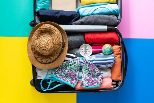 Skin Care and Packing Tips for Travel