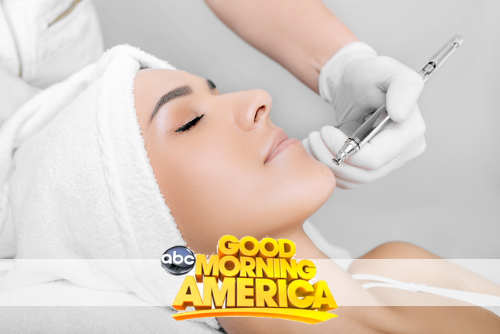 Dr. Whitney Bowe-Chemical Peels on Good Morning America
