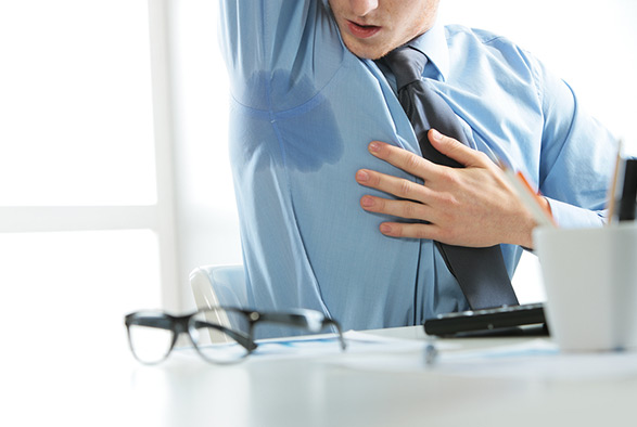 Hyperhidrosis (Excessive Sweating) Service Photo3