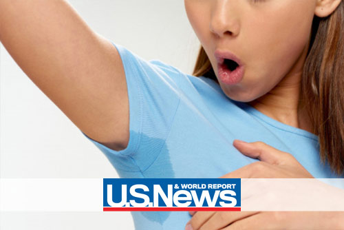 Causes of excessive sweating, Dr. Cook-Bolden